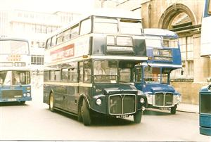 804, Routemaster 5RM NVS 804